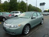 2008 Moss Green Metallic Lincoln MKZ AWD Sedan #54418453