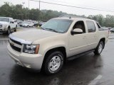 2008 Chevrolet Avalanche LT 4x4 Data, Info and Specs