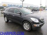 2009 Carbon Black Metallic Buick Enclave CX AWD #54419293