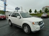 2009 White Suede Ford Escape Limited V6 4WD #54418427