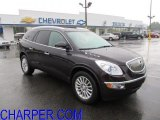 2009 Dark Crimson Metallic Buick Enclave CXL AWD #54419290