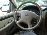 2003 Ford Explorer Eddie Bauer AWD Steering Wheel