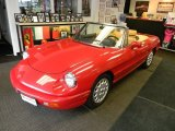 Alfa Romeo Spider Data, Info and Specs