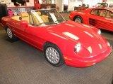 Alfa Romeo Spider Data, Info and Specs