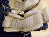 1993 Alfa Romeo Spider Interiors