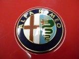 Alfa Romeo Spider 1993 Badges and Logos
