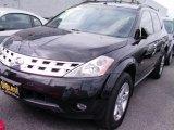 2004 Super Black Nissan Murano SL AWD #54418374