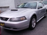 2003 Silver Metallic Ford Mustang V6 Coupe #54418373