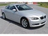 2008 Titanium Silver Metallic BMW 3 Series 328xi Coupe #54418850