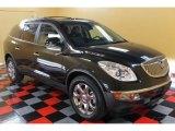 2010 Carbon Black Metallic Buick Enclave CXL AWD #54418838