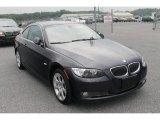 2008 Black Sapphire Metallic BMW 3 Series 335xi Coupe #54418832