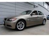 2008 Platinum Bronze Metallic BMW 3 Series 328xi Sedan #54418332