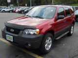 2006 Redfire Metallic Ford Escape XLT V6 4WD #54419211