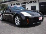 2004 Super Black Nissan 350Z Coupe #54418290