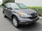 2011 Polished Metal Metallic Honda CR-V SE 4WD #54418262
