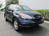 2011 Royal Blue Pearl Honda CR-V LX #54418261
