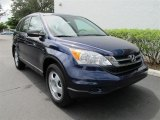 2011 Royal Blue Pearl Honda CR-V LX #54418260