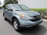 2011 Opal Sage Metallic Honda CR-V LX #54418259