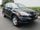 2011 Crystal Black Pearl Honda CR-V LX #54418258