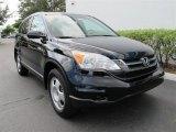 2011 Crystal Black Pearl Honda CR-V LX #54418257