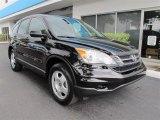 2011 Crystal Black Pearl Honda CR-V LX #54418254