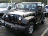 2011 Black Jeep Wrangler Sport 4x4 #54418224