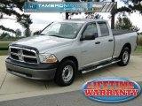 2009 Bright Silver Metallic Dodge Ram 1500 ST Quad Cab #54419116