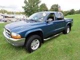 2004 Dodge Dakota Atlantic Blue Pearl