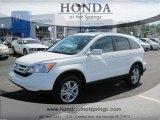 2011 Taffeta White Honda CR-V EX-L #54418728