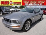 2006 Tungsten Grey Metallic Ford Mustang V6 Premium Coupe #54419093