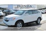 2011 Taffeta White Honda CR-V EX-L #54418724