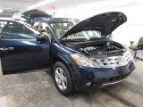 2004 Midnight Blue Pearl Nissan Murano SL AWD #54418161