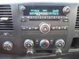 2008 Chevrolet Silverado 1500 LT Extended Cab 4x4 Audio System