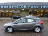 2012 Sterling Grey Metallic Ford Focus SE 5-Door #54418648