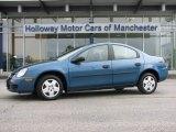2003 Atlantic Blue Pearl Dodge Neon SE #54418617