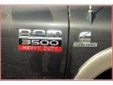2009 Dodge Ram 3500 Laramie Mega Cab 4x4 Dually Marks and Logos