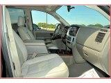 2009 Dodge Ram 3500 Laramie Mega Cab 4x4 Dually Khaki Interior