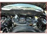 2009 Dodge Ram 3500 Laramie Mega Cab 4x4 Dually 6.7 Liter Cummins OHV 24-Valve BLUETEC Turbo-Diesel Inline 6 Cylinder Engine