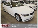2011 Alpine White BMW 3 Series 335d Sedan #54418597