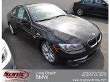 2011 Jet Black BMW 3 Series 328i Coupe #54418595