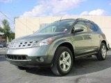 2005 Platinum Metallic Nissan Murano SL #5443872