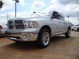 2011 Bright Silver Metallic Dodge Ram 1500 Big Horn Crew Cab #54509356