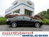 2008 Black Ebony Ford Fusion SE #54509189