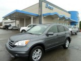 2011 Polished Metal Metallic Honda CR-V EX-L 4WD #54509457