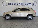 2011 Gold Mist Metallic Cadillac SRX 4 V6 AWD #54509335