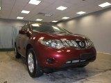 2009 Merlot Metallic Nissan Murano S AWD #54509441