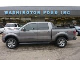 2011 Sterling Grey Metallic Ford F150 FX4 SuperCrew 4x4 #54509288