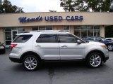 2011 Ingot Silver Metallic Ford Explorer Limited #54509282