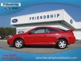 2007 Victory Red Chevrolet Cobalt LT Coupe #54535408