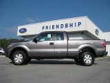 2011 Sterling Grey Metallic Ford F150 STX SuperCab 4x4 #54535389